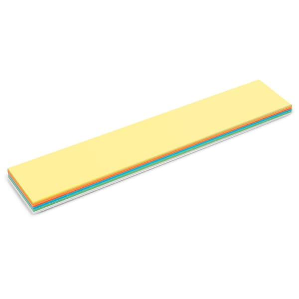 Stick-It Cards, titles, 150 sheets, assorted