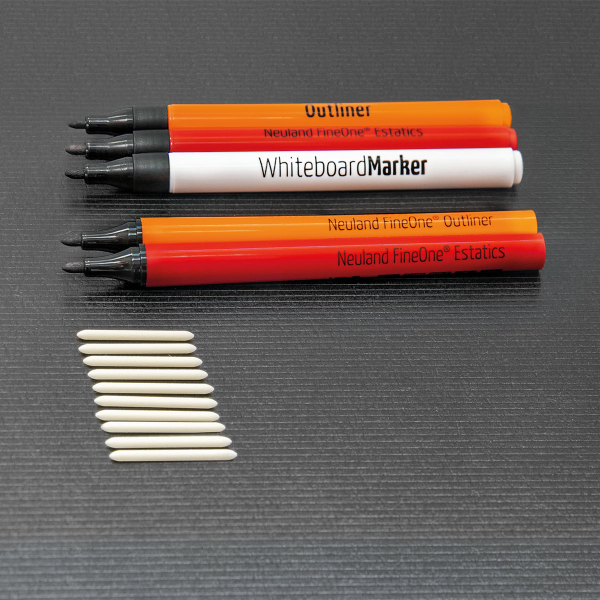 Replacement nibs Neuland FineOne® round nib 1 mm