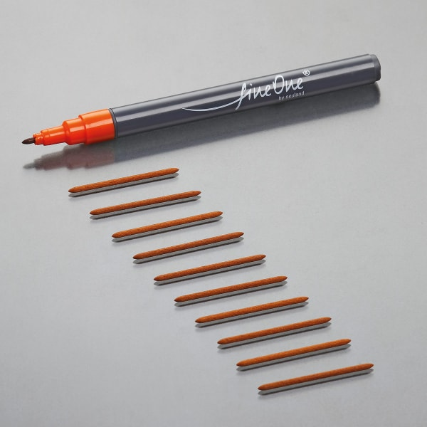 Replacement Fineliner Nibs, 0.8 mm PRE 07/20